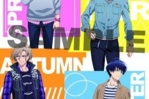 A3! (エースリー)  × タワーレコード全国 2.4よりアニメキャンペーン!