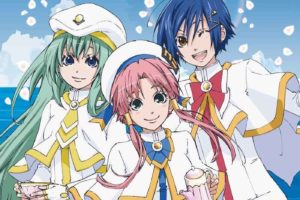 TVアニメ「ARIA」x スイパラ大阪・名古屋 3/16-5/20 コラボカフェ開催!