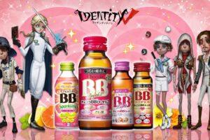 IdentityV 第五人格 × セブンイレブン 3月9日より限定缶バッジ登場!