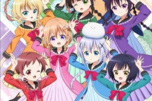 ごちうさ原画展 in 東京・大阪 11.6-11.24 TVアニメ5周年を記念して開催!!