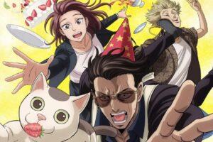 アニメ「極主夫道」Part2 10月7日より配信開始! おまけドラマも!