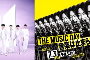 BTS 音楽特場 THE MUSIC DAY に出演し最新楽曲「Butter」披露!