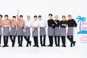 THE BOYZ (ザ・ボーイズ)カフェ in BOX CAFE 9月16日よりコラボ開催!