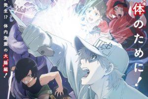 映画 特別上映版「はたらく細胞!!」9月5日より上映開始!