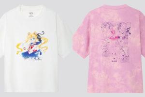 美少女戦士セーラームーン × ユニクロTシャツ 8.23よりUTコラボ登場!!