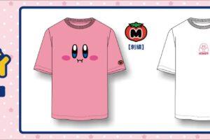 星のカービィ × Avail(アベイル)全国 5月8日よりTシャツ新発売!