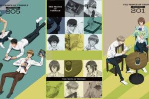 新テニスの王子様「読書の秋」がテーマの描き下ろしグッズ 10月発売!!