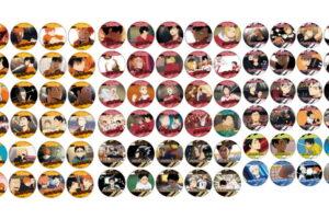 ハイキュー!! 烏野・音駒高校など全11校の「場面写缶バッジ」 11月発売!