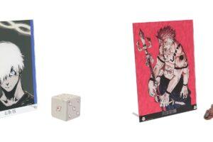 呪術廻戦 五条悟と両面宿儺「とある男の肖像」JCS限定で受注販売!